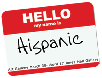 Hello, My Name is Hispanic