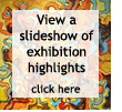 View a slideshow of exhibition highlights.
