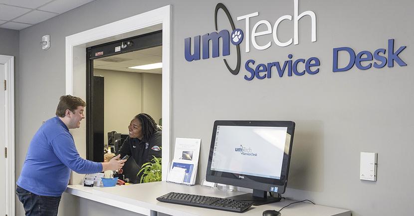 umTech Service Desk