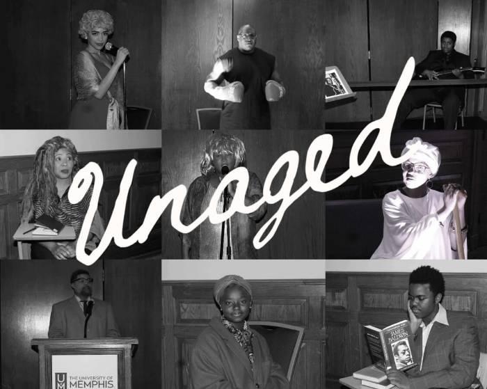 Unaged Live Collage