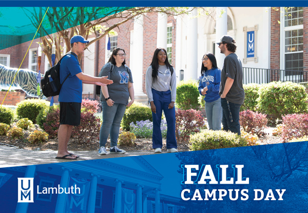 UofM Lambuth Fall Campus Day