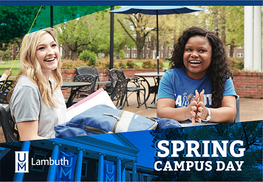 UofM Lambuth Spring Campus Day