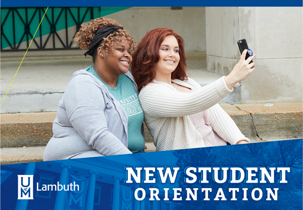 UofM Lambuth New Student Orientation