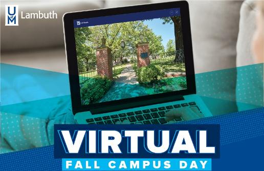 UofM Lambuth Virtual Fall Campus Day