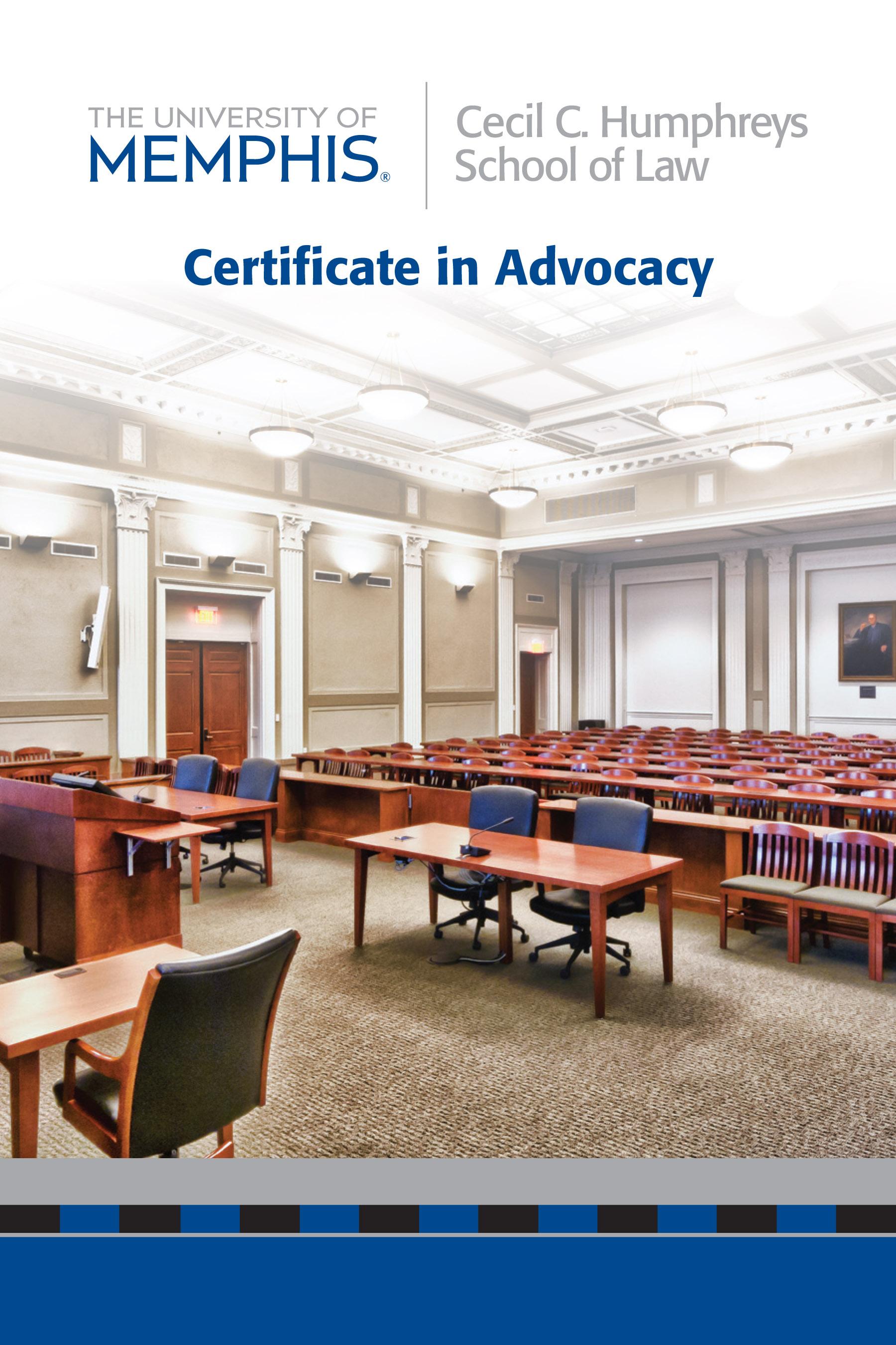 advocacy brochure