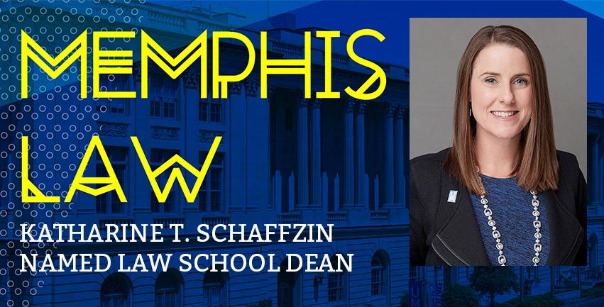 Kate Schaffzin named Dean