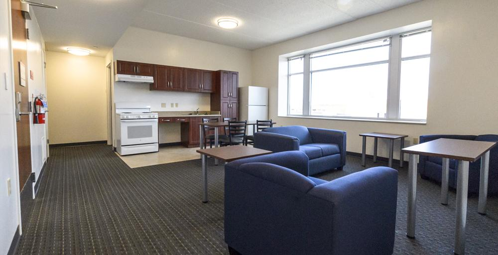 Centennial Place Apartment - Common Area