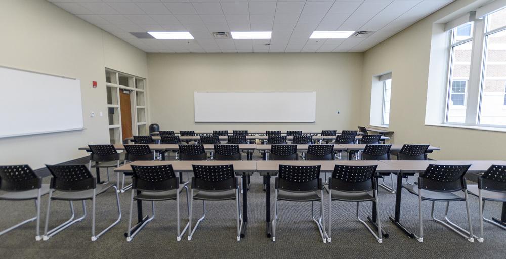 Centennial Place Classroom