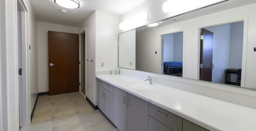 Centennial Place Traditional Room - Sink Area