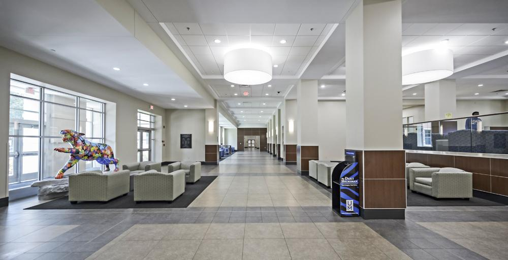 Centennial Place Foyer