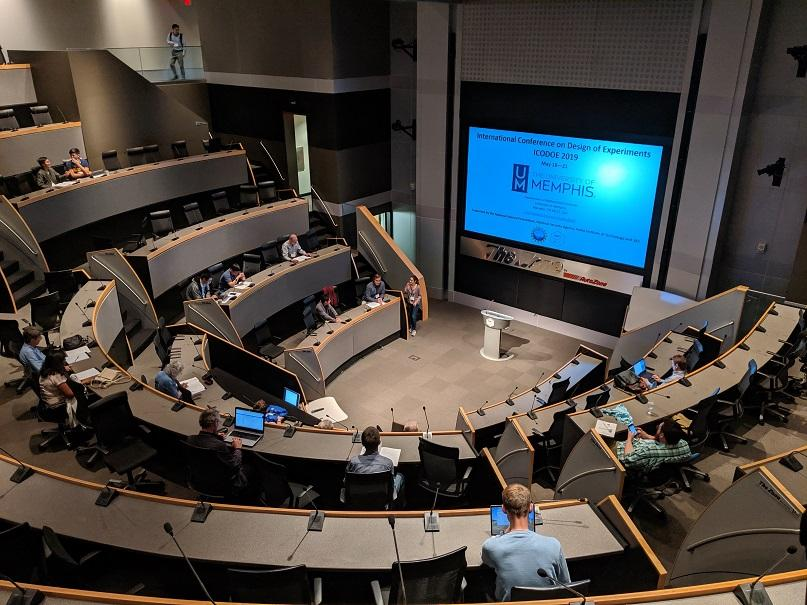 ICODOE 2019 - Math Sciences - The University of Memphis