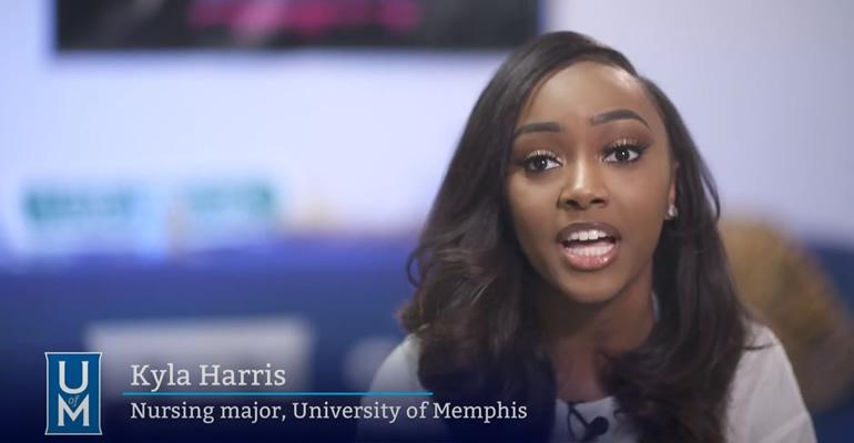 Tiger Talent Kyla Harris is Something to Roar About!