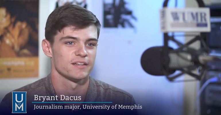 Tiger Talent Bryant Dacus is Something to Roar About!