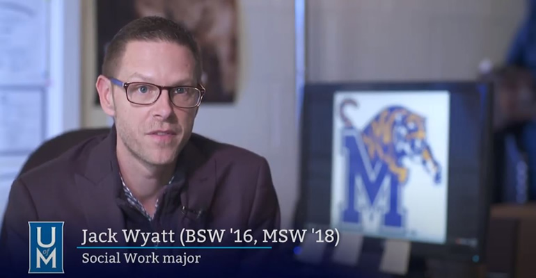 Tiger Talent Jack Wyatt is Something to Roar About!