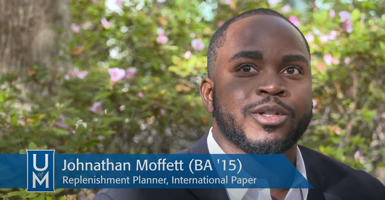 Tiger Talent Johnathan Moffett is Something to Roar About!