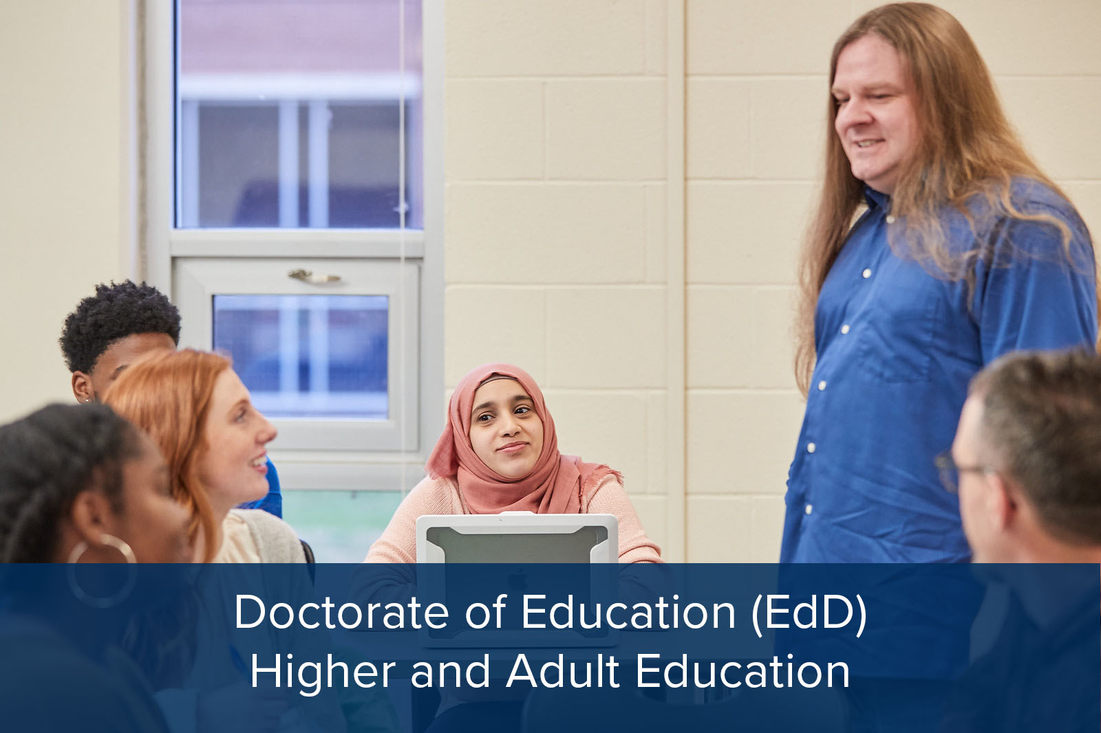 Doctorate of Education (EdD) in Higher and Adult Education