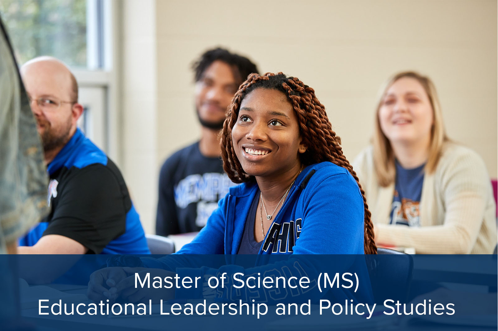 Master of Science in Educational Leadership and Policy Studies