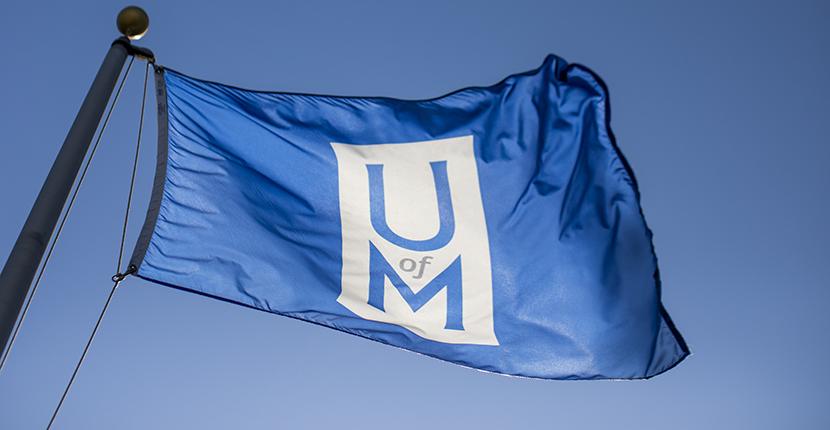 UofM Flag
