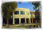 McWherter Library at the University of Memphis