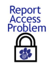 Report Access Problem
