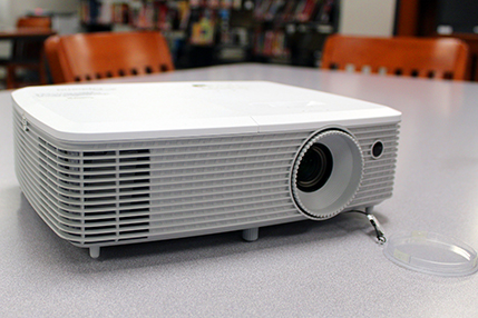 Large projector