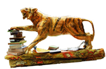 library tiger