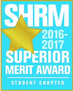 SHRM 2016-2017 Superior Merit Award