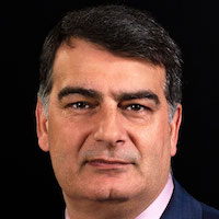 Christos Papadopoulos Sparks Family Chair of Excellence