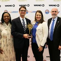 University Middle Accepts 2019 SPARK Award