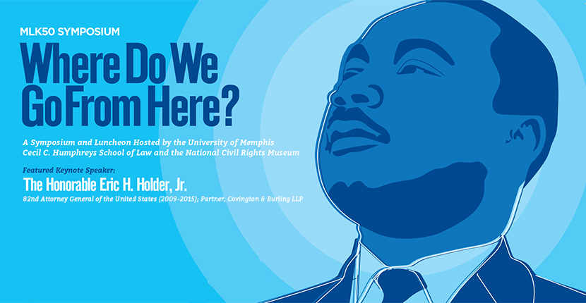 MLK50 Symposium: Where Do We Go From Here?