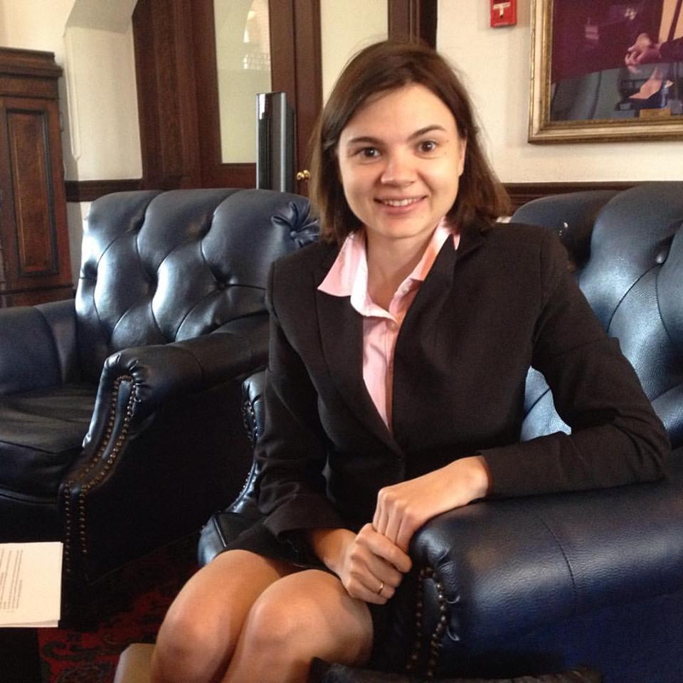 Svetlana Tokareva, Department of Marketing & Supply Chain Management