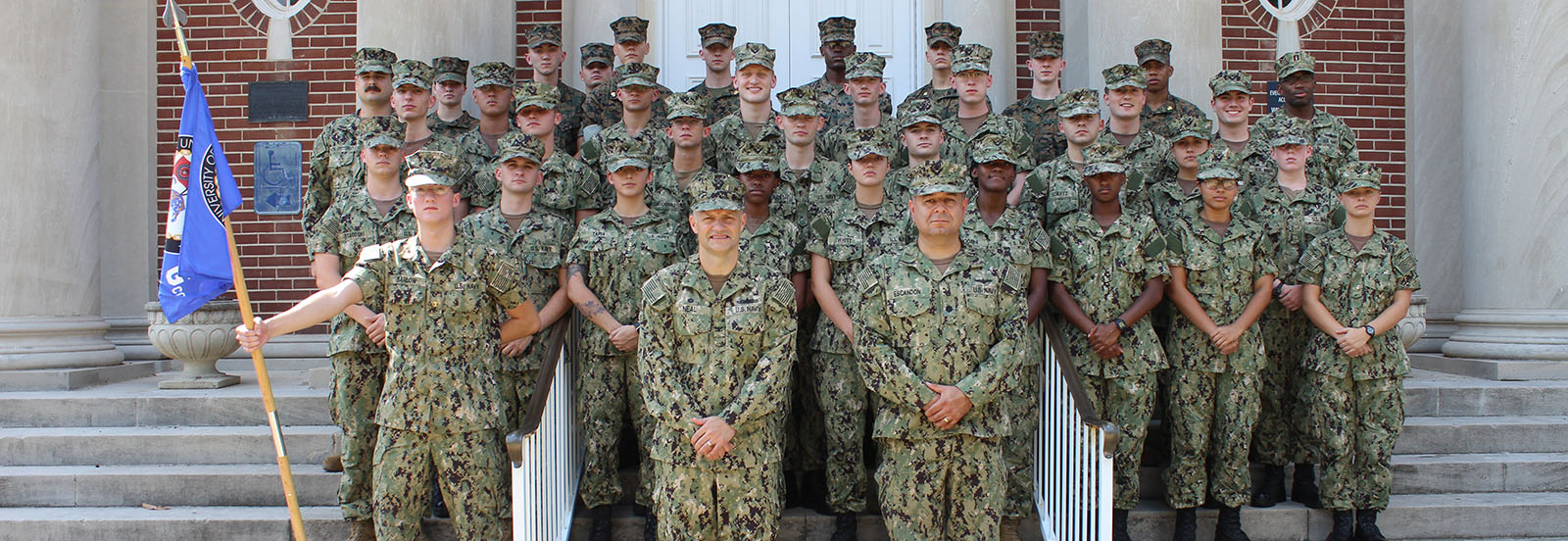 Prospective UM NROTC candidates are highly encouraged to complete an officer interview with local unit.