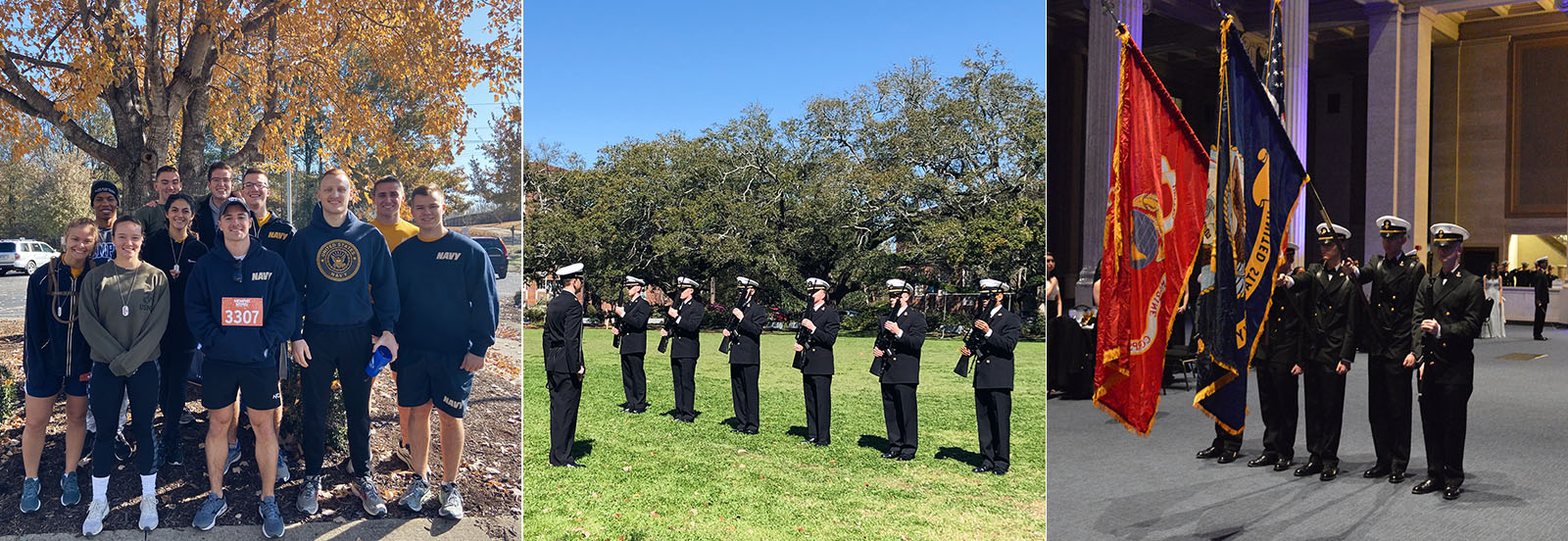Find out what it takes to be eligible for enrollment as an NROTC Midshipmen