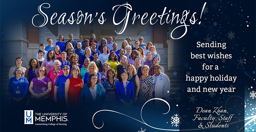 Holiday Card from LCON
