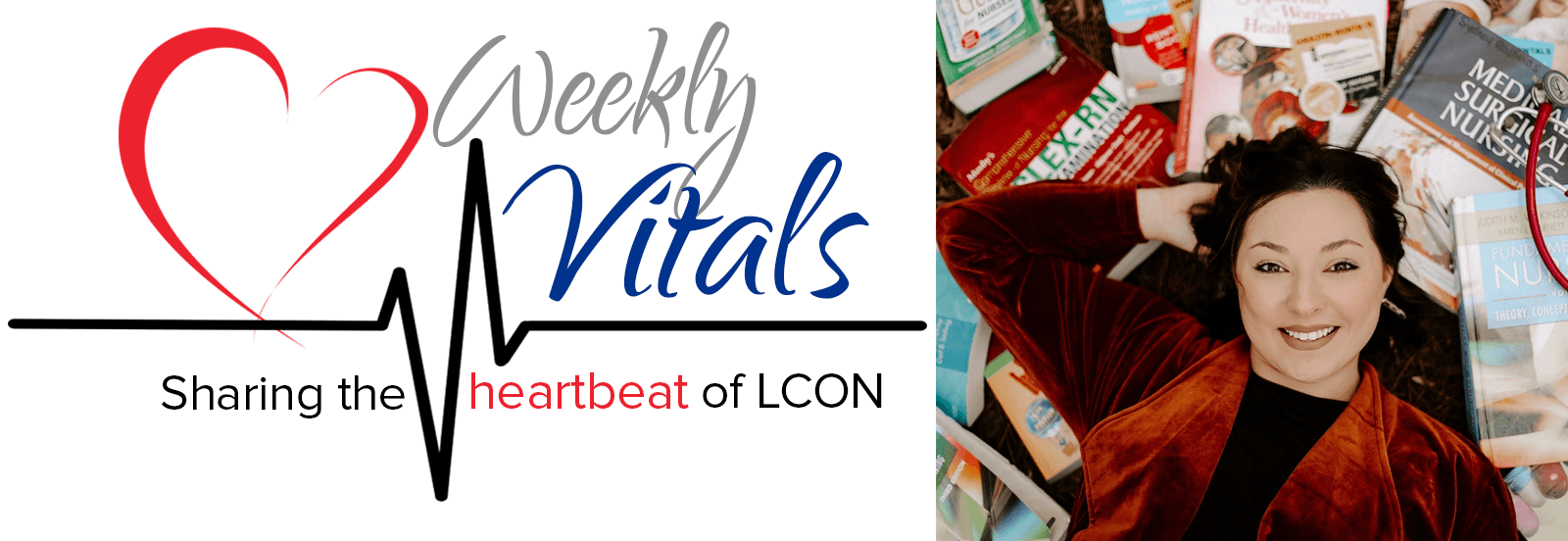 Weekly Vitals graphic