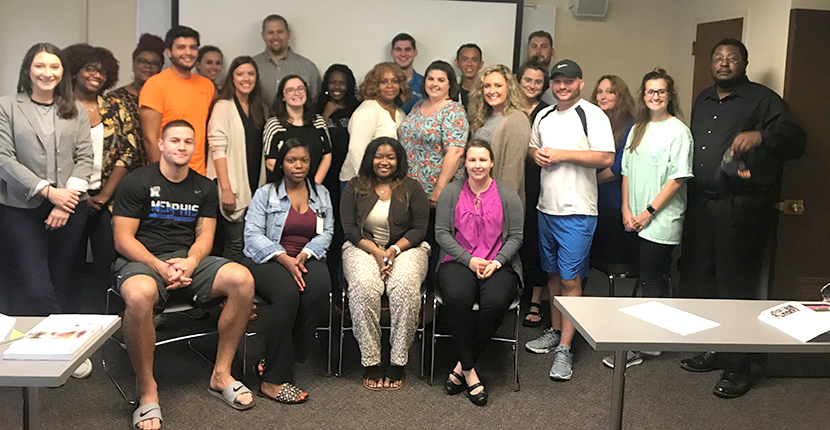 WELCOME Fall 2018 MPA Students
