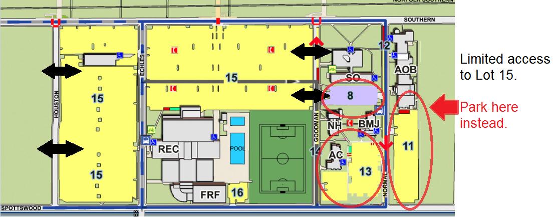 Parking and Transportation Services - Parking & Transportation Services - The University of Memphis