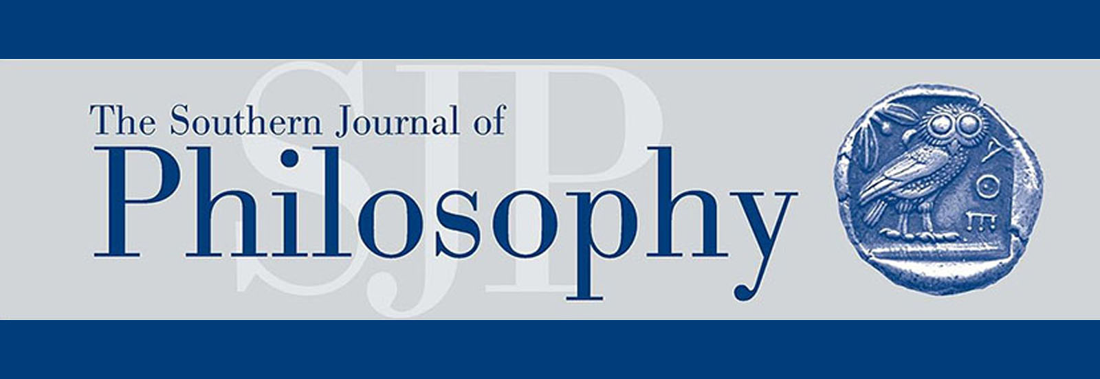 The Southern Journal of Philosophy - A forum for the expression of philosophical ideas written from all philosophical perspectives, including both the analytic and continental traditions, as well as the history of philosophy.