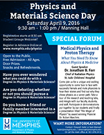 Physics and Materials Science Day
