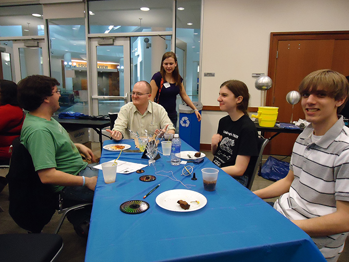 Department of Physics Trivia Night Photo 11