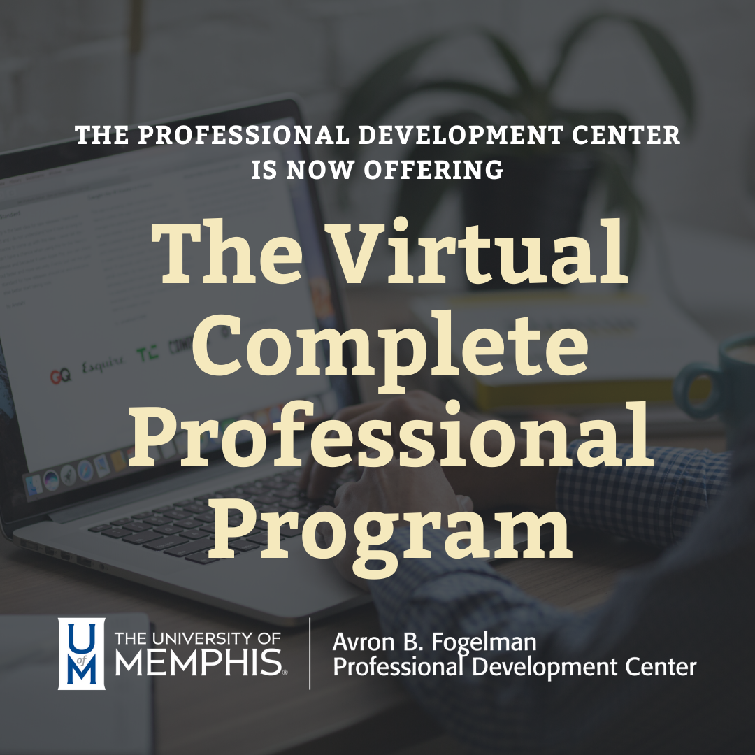 The Virtual Complete Professional Program