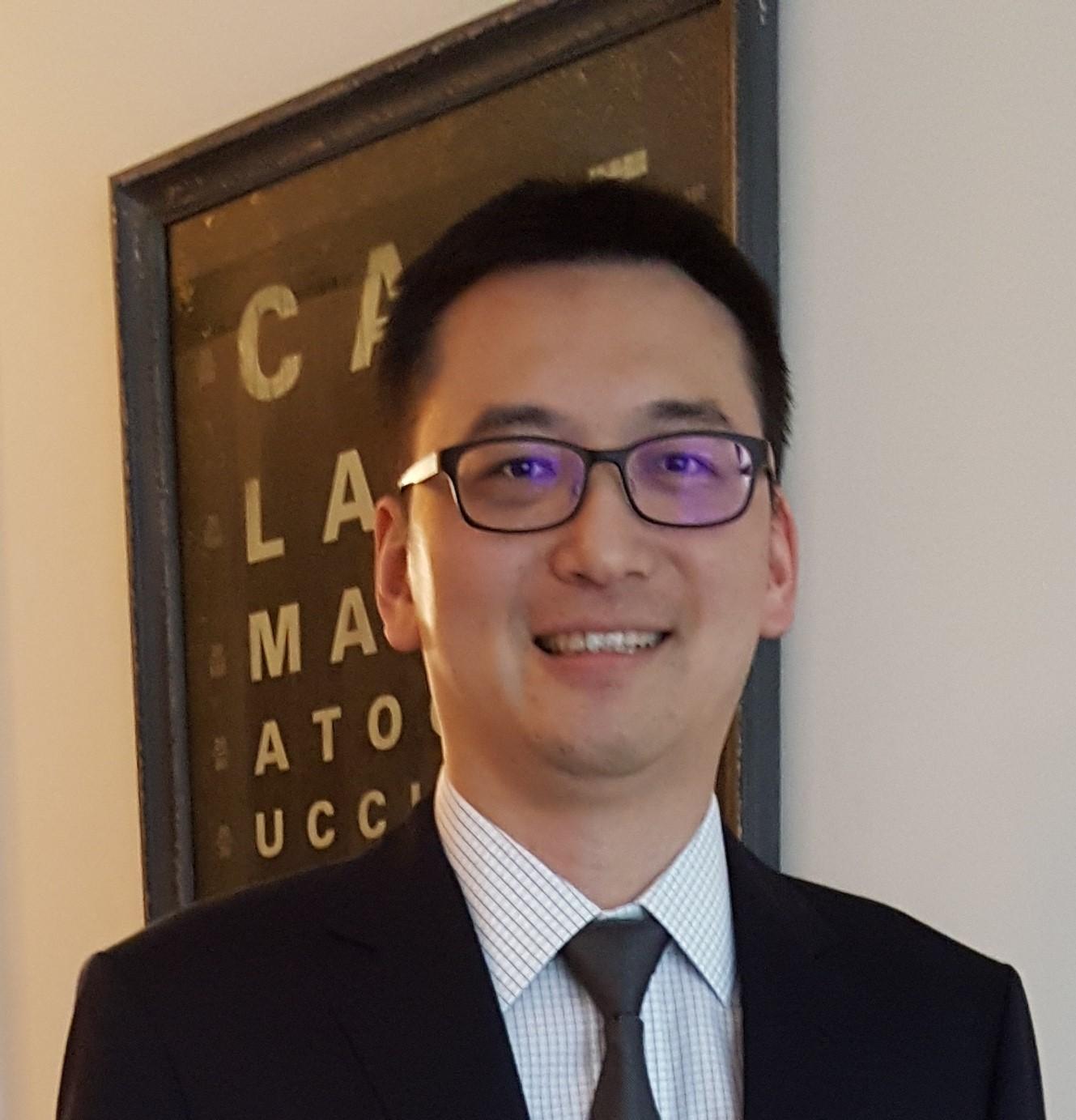 Dr. Yu-Sheng Lee