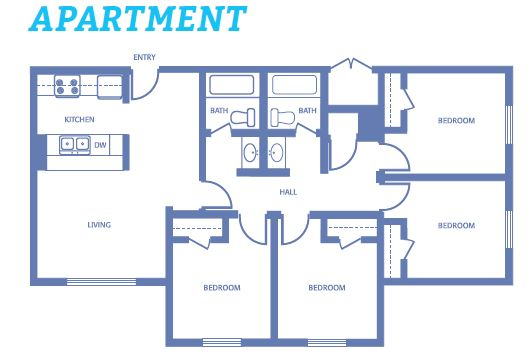 Carpenter Complex Housing And Residence Life The