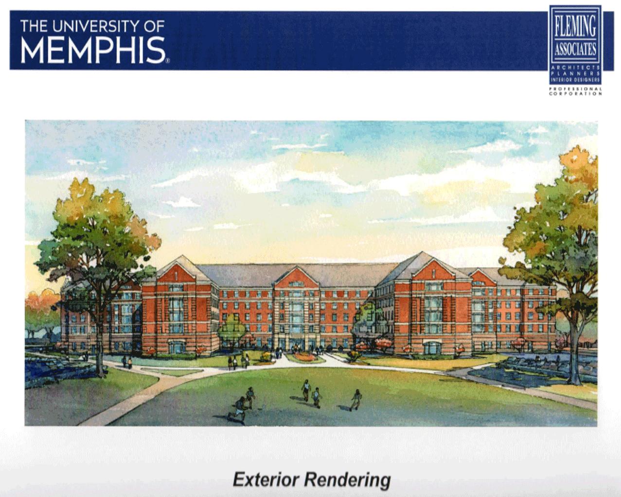 Centennial Place - Reslife - University of Memphis