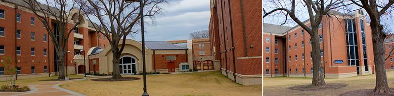 LLC-Honors and Scholars - Reslife - University of Memphis