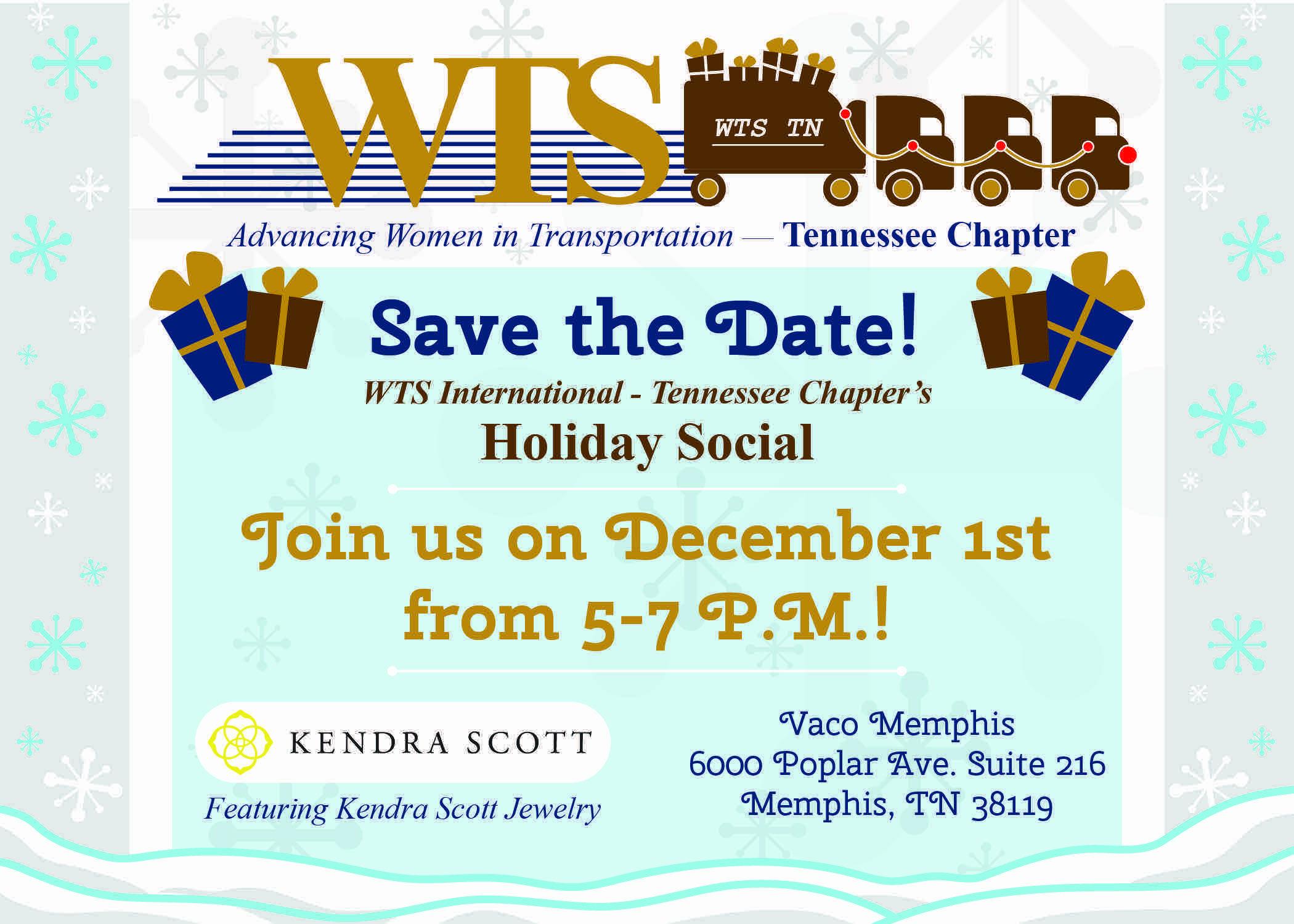 WTS December Event