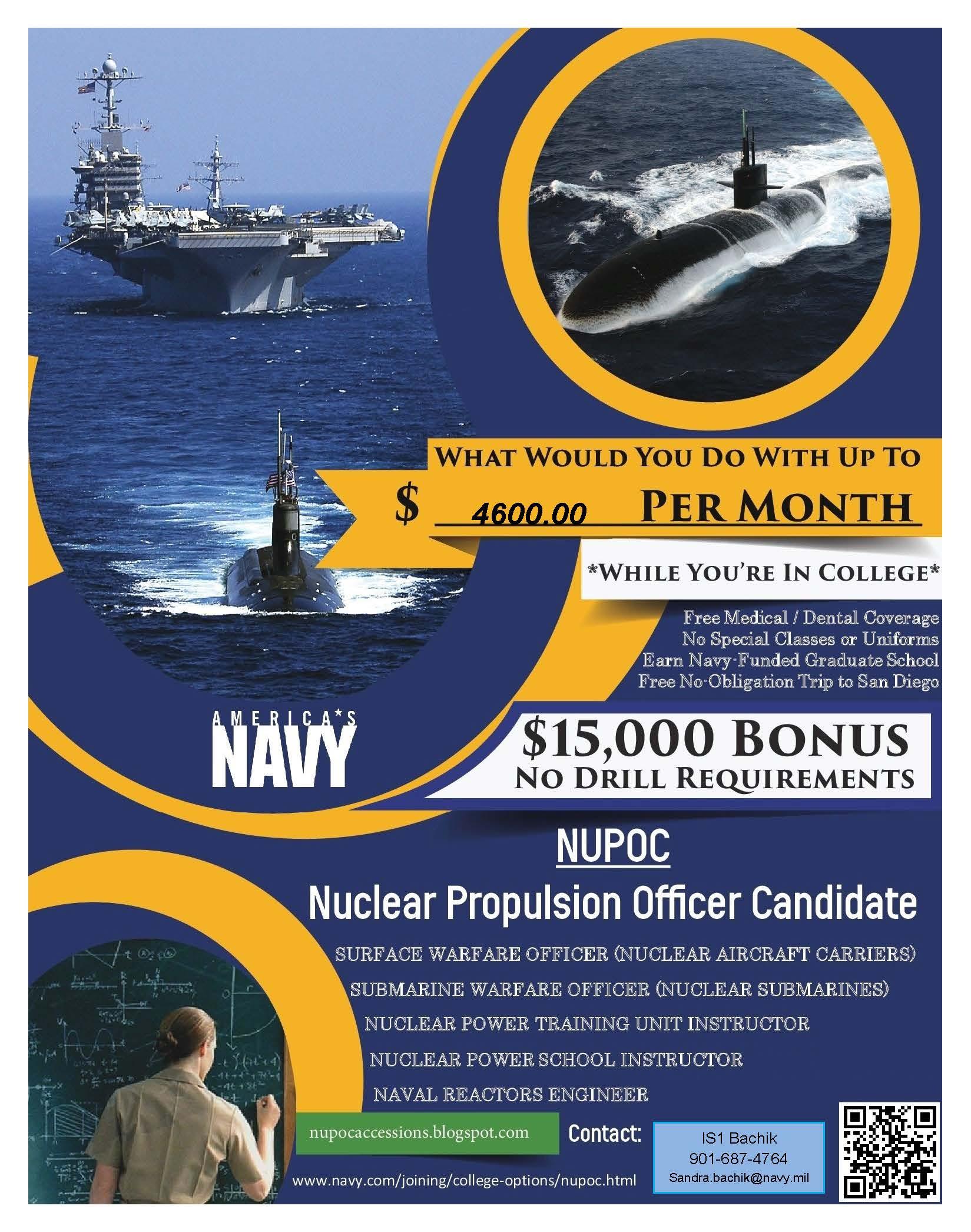 Nuclear Navy Flyer