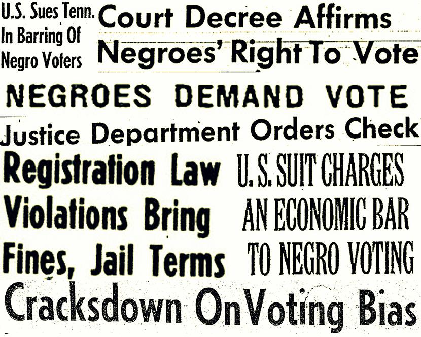 vote collage
