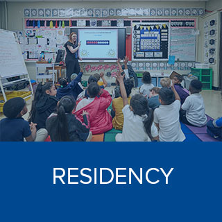 Clink here to learn more about Residency