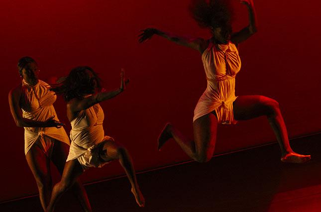 dance transend